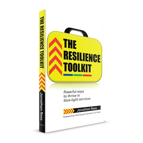 The Resilience Toolkit book available on Amazon